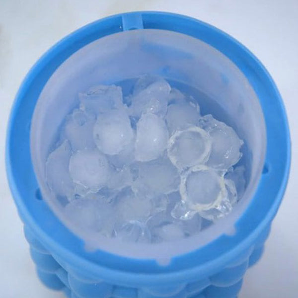 Silicone Beverages Ice Cube Maker