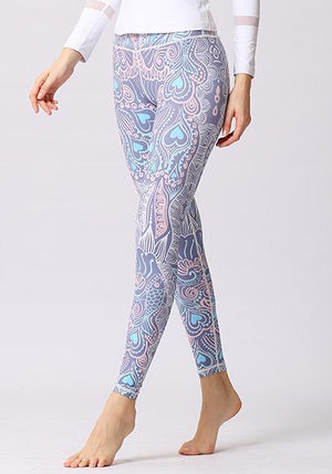 Bohemia Styles High Waist Leggings