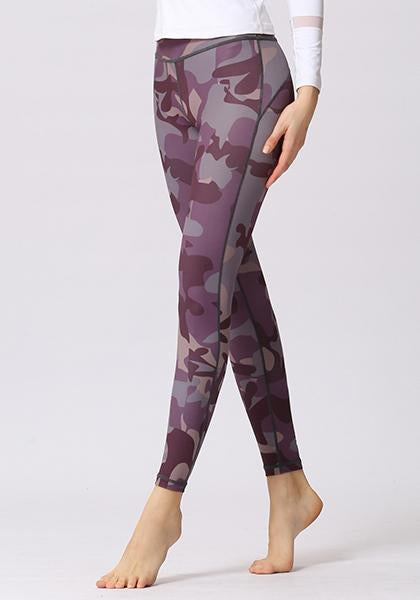 Camo Styles Printed Leggings
