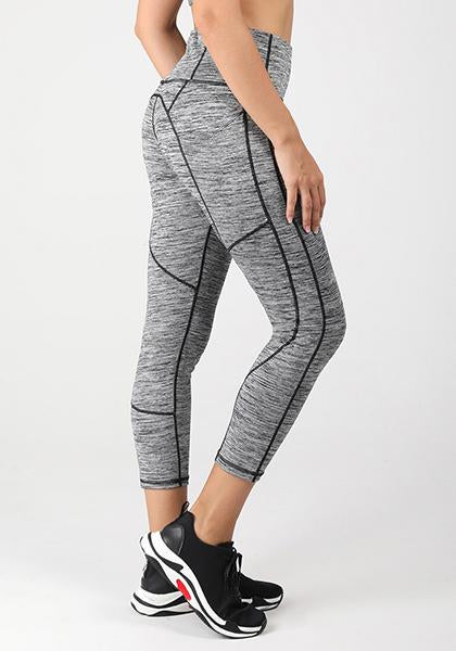 High Waist Legging With Pockets