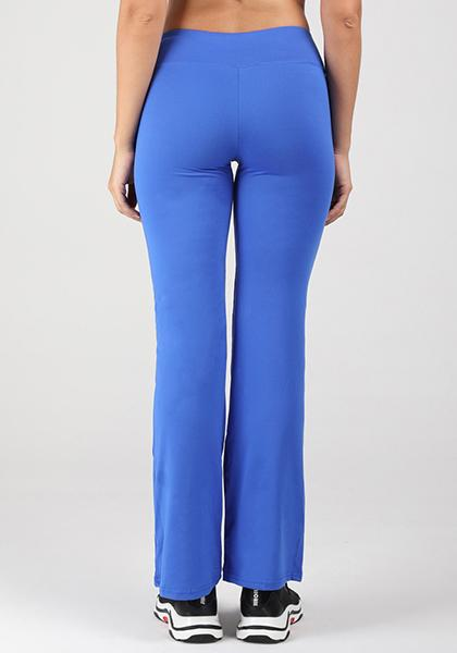 High Waist Wide Leg Casual Pants