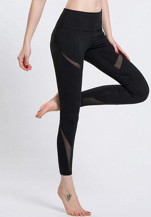 Stretchy Skinny Quick-drying Workout Long Yoaga Leggings
