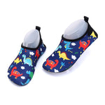 Dinosaur Water Shoes Aqua Socks Water Socks Swim Shoes for Kids Toddlers Boys Girls
