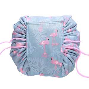 Large-Capacity Portable Cosmetic Case Little Fresh Magic Rope Pack