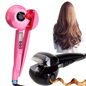 LCD Professional Hair Steam Curler-Hair tools-Prime4Choice.com-