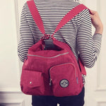 Multi-Function Women Travel Backpack