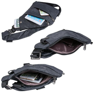 Multipurpose Anti Theft Chest Bags-Bags-Prime4Choice.com-