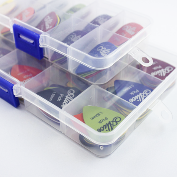 Plastic Guitar Pick Box Case-Toys & Hobbies-Prime4Choice.com-