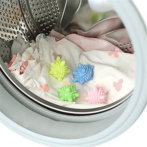 Solid Colorful Laundry Washing Ball Set-Home & Garden-Prime4Choice.com-
