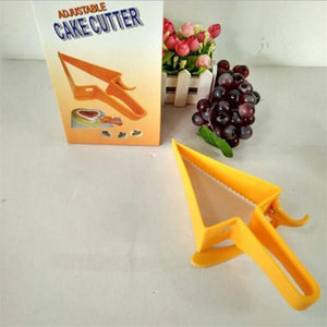 Triangle Adjustable Cake Slicer Baking Cutter-Kitchen & Household-Prime4Choice.com-