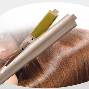 Upgraded 2-in-1 Twist Straightening Curling Ion Scalding Iron-Hair tools-Prime4Choice.com-