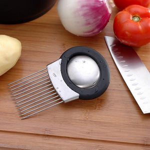 Useful Onion Holder & Slicer-Kitchen Utensils & Gadgets-prime4choice.com-