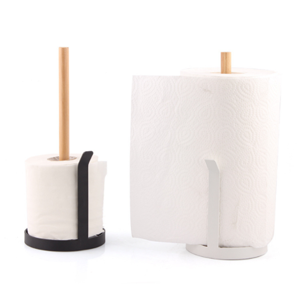 Wooden Paper Towel Holder-Kitchen & Household-prime4choice.com-