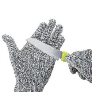 Workplace Safety Anti-Cutting Resistant Gloves-Gloves-Prime4Choice.com-