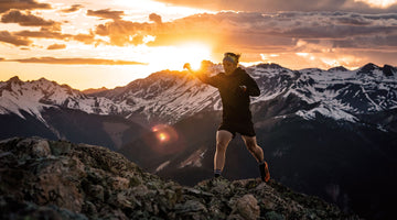 Avery Collins: Ultrarunner