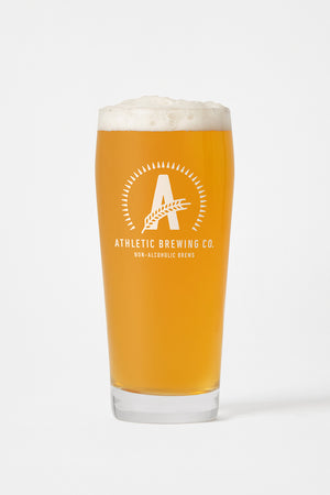 Athletic Pint Glass