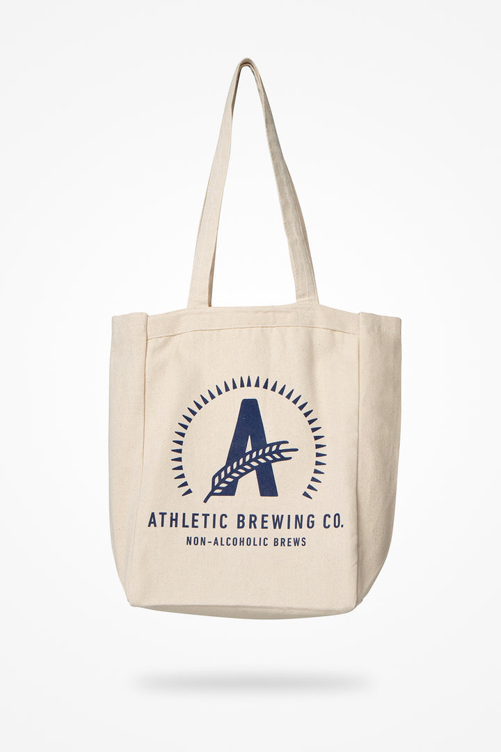 Athletic Brewing Tote