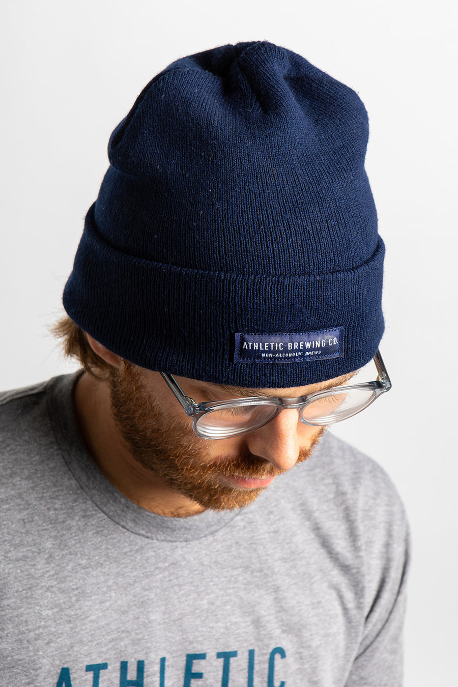 Athletic Brewing Beanie Hat