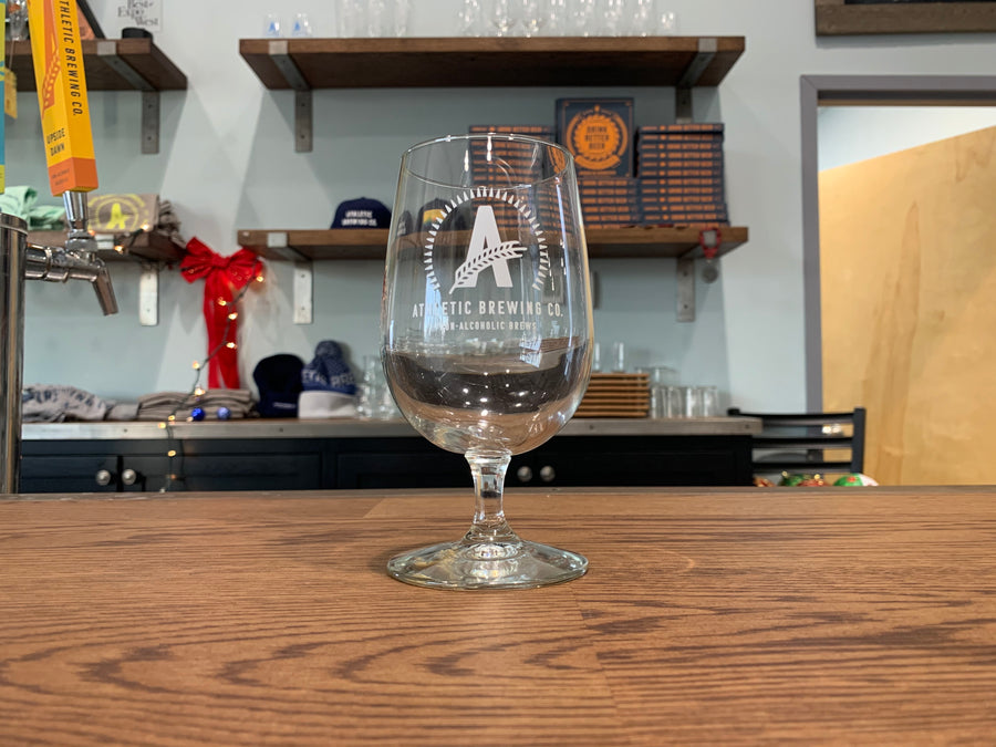 Athletic Goblet Glass