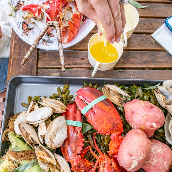 Labor Day Lobster Boil Ticket