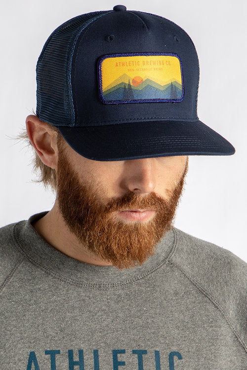 Upside Dawn Trucker Hat