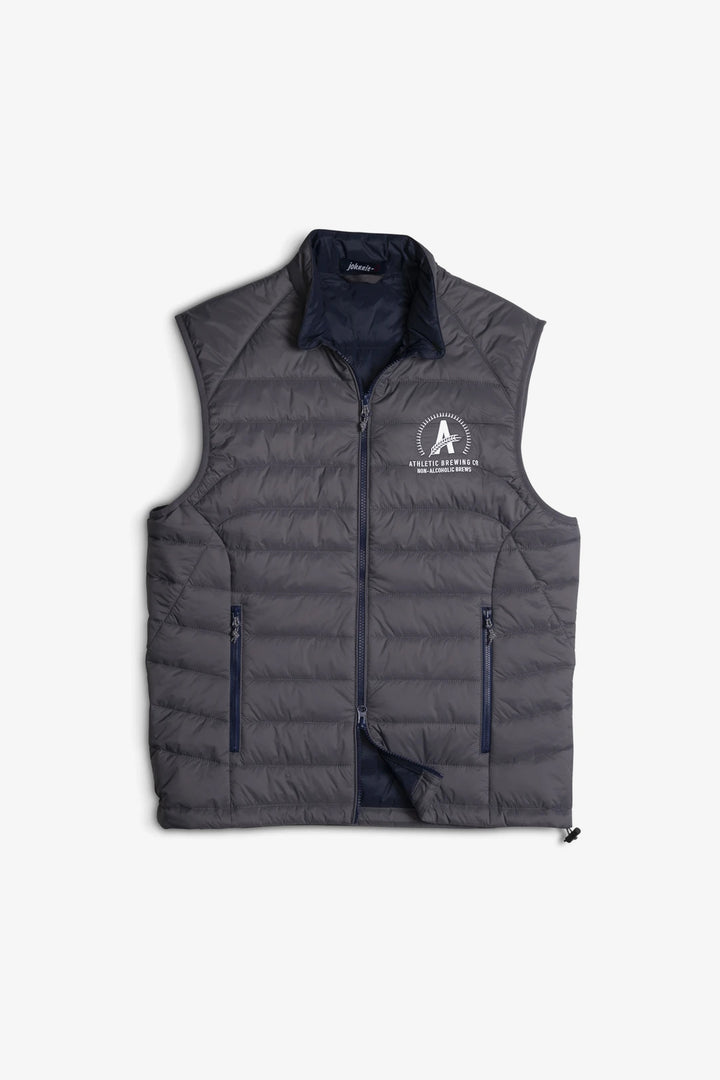Athletic Brewing Quilted Vest