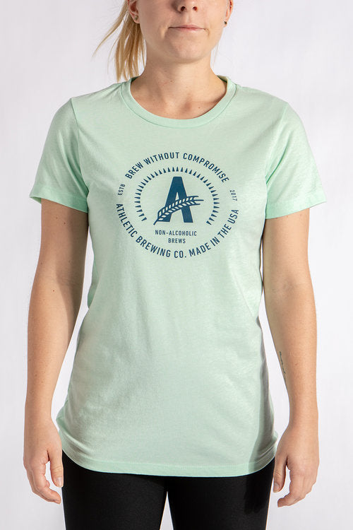 Women's Logo T-Shirt Mint