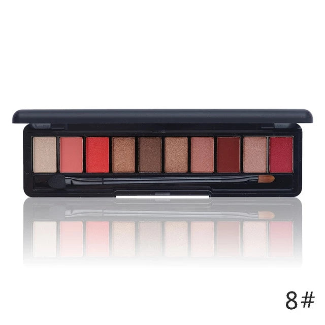 Bella Focus 10 Eye Shadow Palette