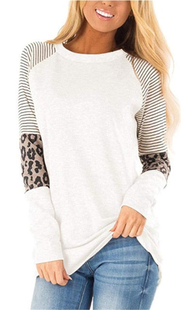 Levels Shirt Striped Top - S-2XL - 5 Colors