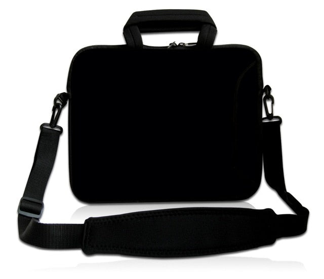 "Modern Logo Laptop Ipad Shoulder Bag - 10-17.3"" Notebooks - 2 Styles"