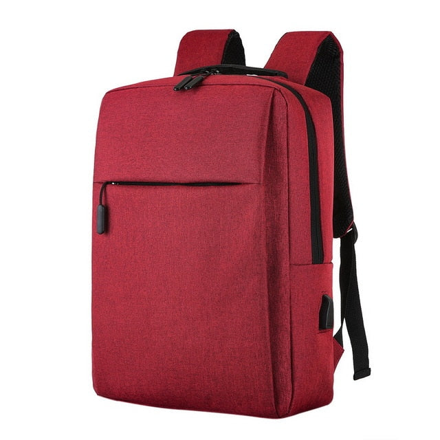 14 inch Laptop Storage Backpack with Headphone Plug