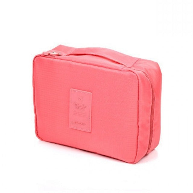 Waterproof Cosmetic Travel Case - 16 Colors