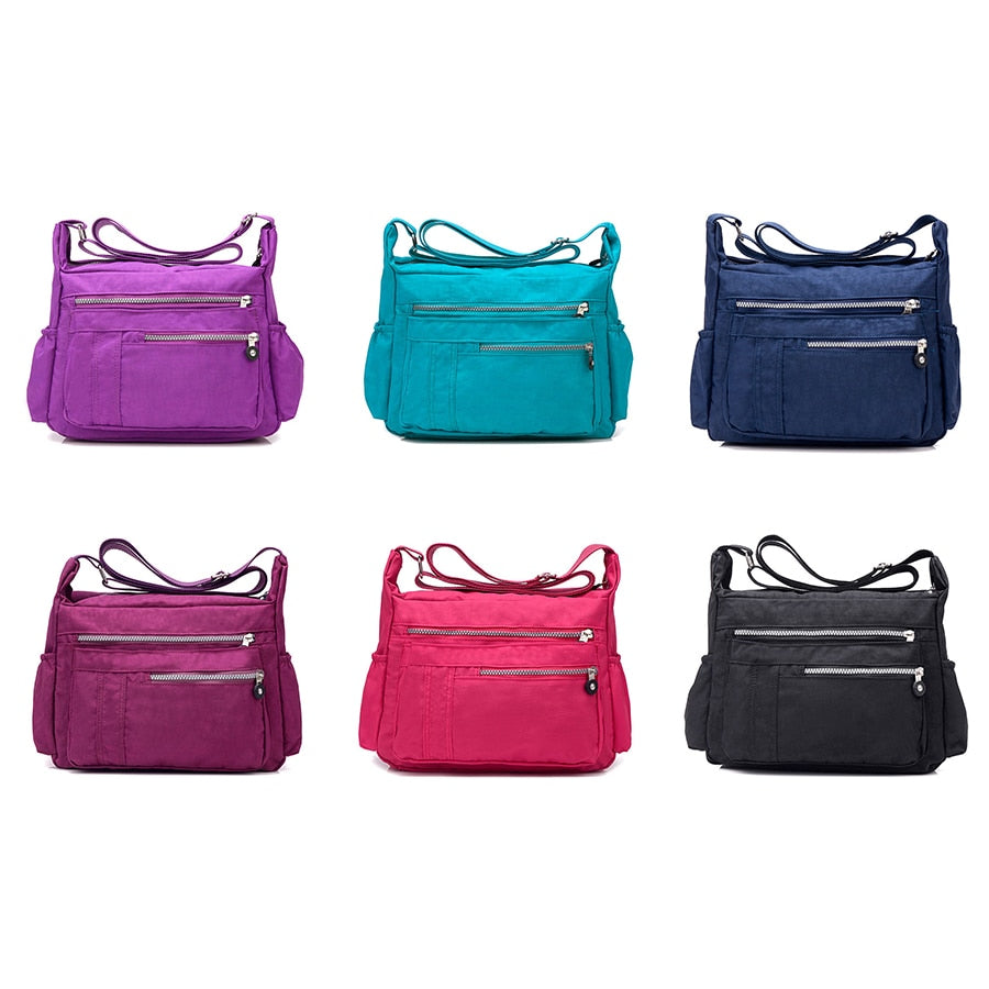 Waterproof Travel Bag, Diaper Bag - 6 colors