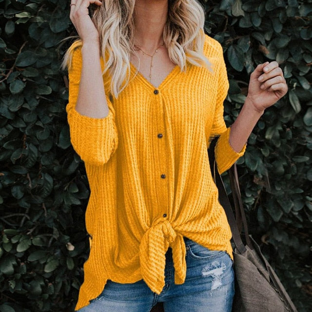 Astoria Button Down Oversized Shirt -S-5XL - 9 Colors