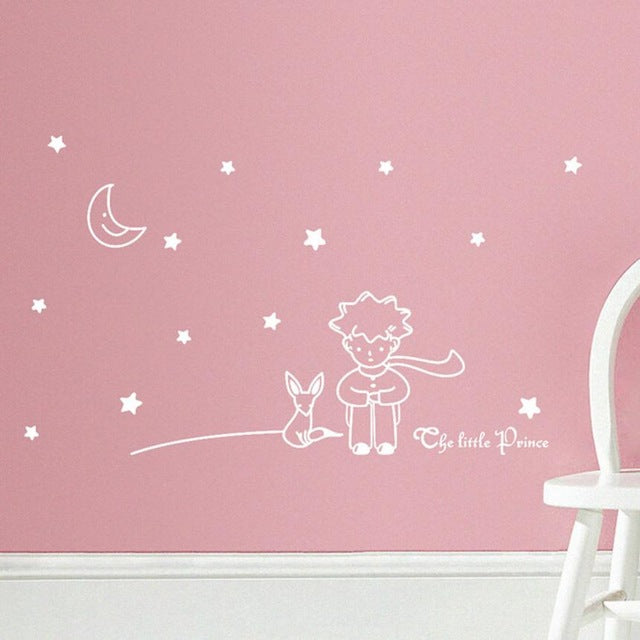The Little Prince - Wall Decal - 3 Colors