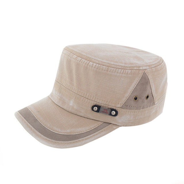 Unisex Neutral Breathable Baseball Cap - Adjustable - 5 Colors