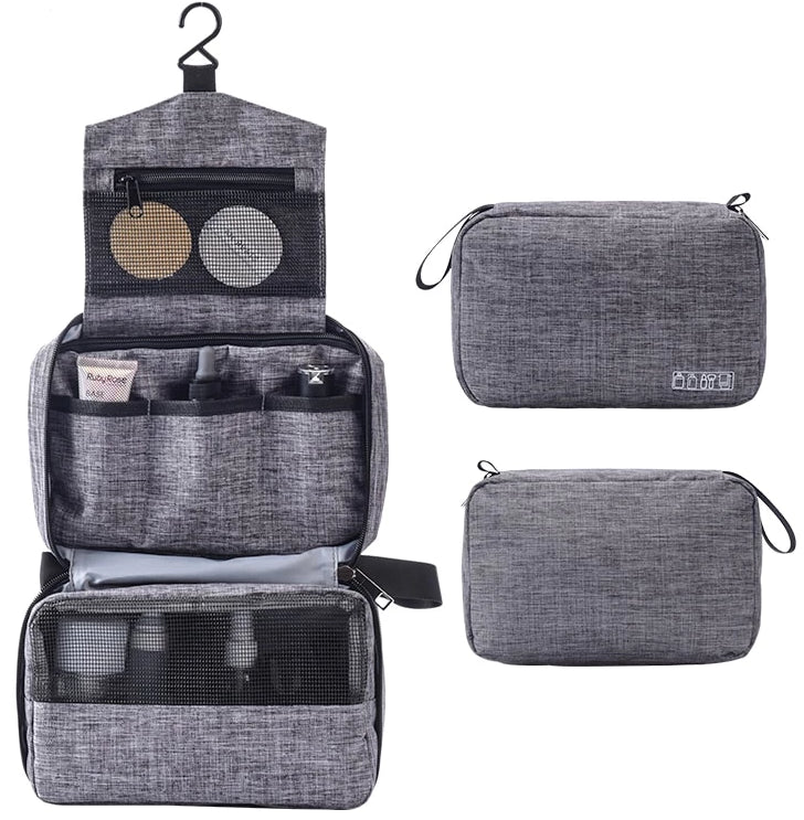 Cosmetic Makeup Bag Toiletry Travel Bag - 7 Colors