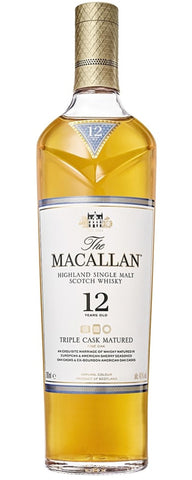 Whisky Single Malt Macallan 12 Anos