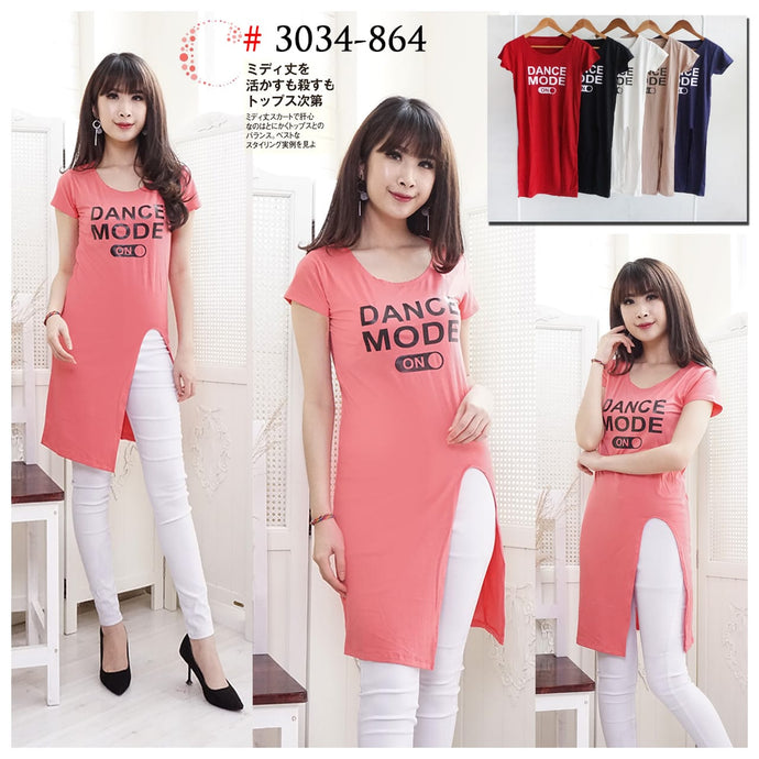 Dance mode dress ( 3034-864)