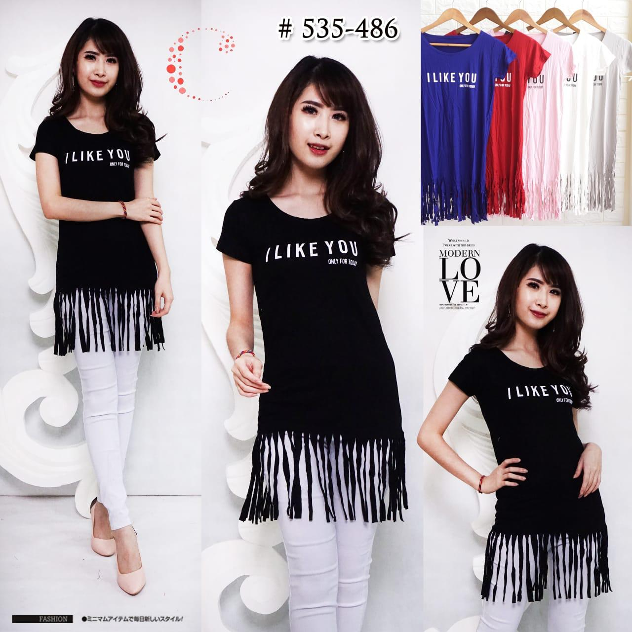 i like you dress rumbai 535-486