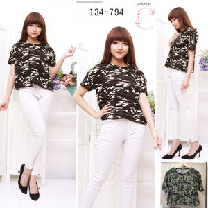 Army top 134-794