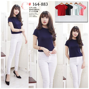 basic crop top 164-883