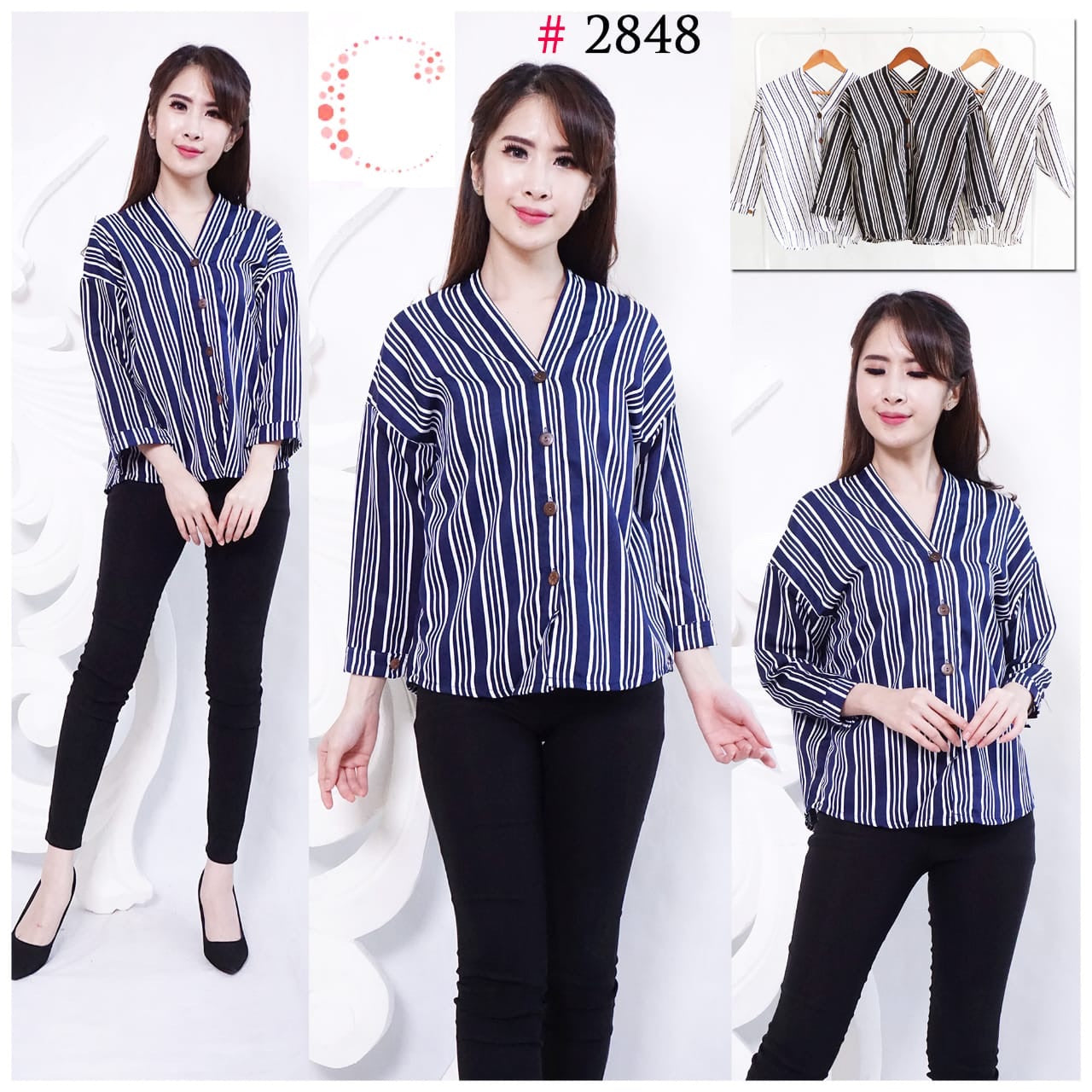 Longsleeves top 2484