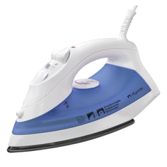 Registry® Dual Auto Shutoff Commercial Iron, White With Blue