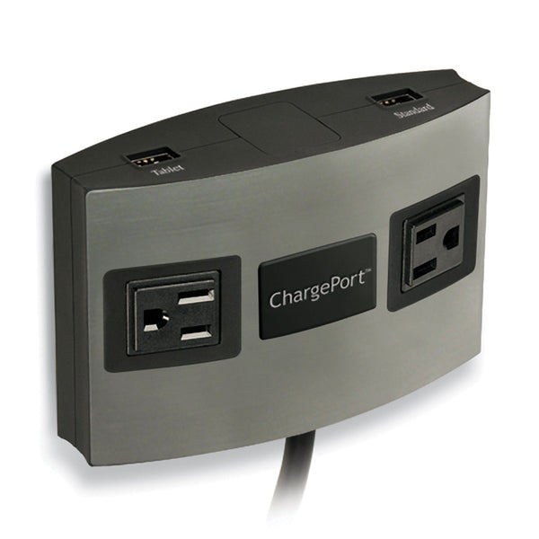 TeleAdapt Vertical ChargePort with USB Ports