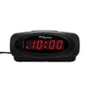 Registry Alarm Clock with Dual USB Ports