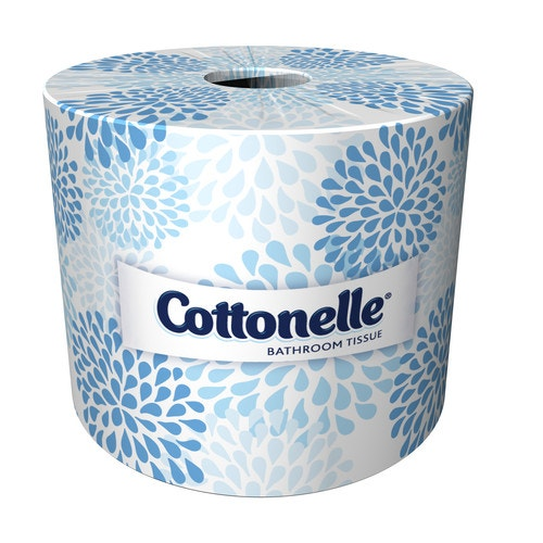 Cottonelle® Kleenex Bathroom Tissue, 2-Ply