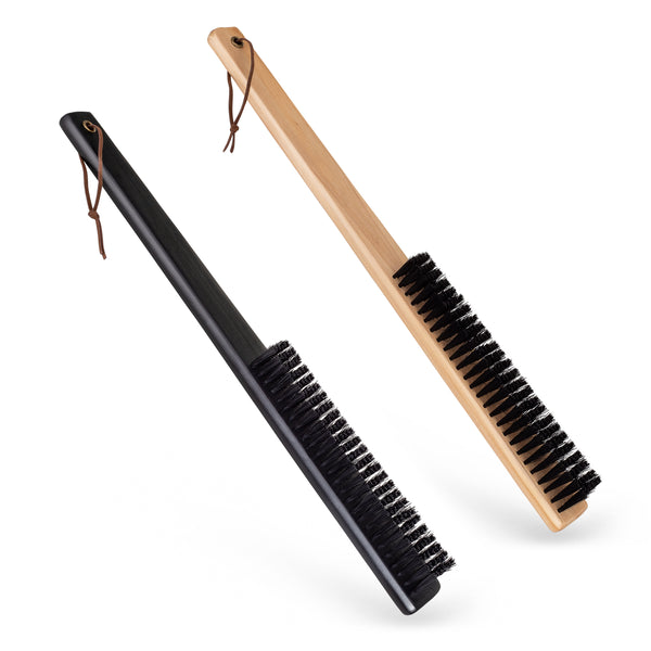 Long Handle Wood Clothing Brushes