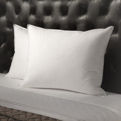 Luxury Impressence Fusion Pillows on Hotel Bed