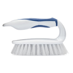 Registry Iron Handle Scrub Brush with Comfort Handle